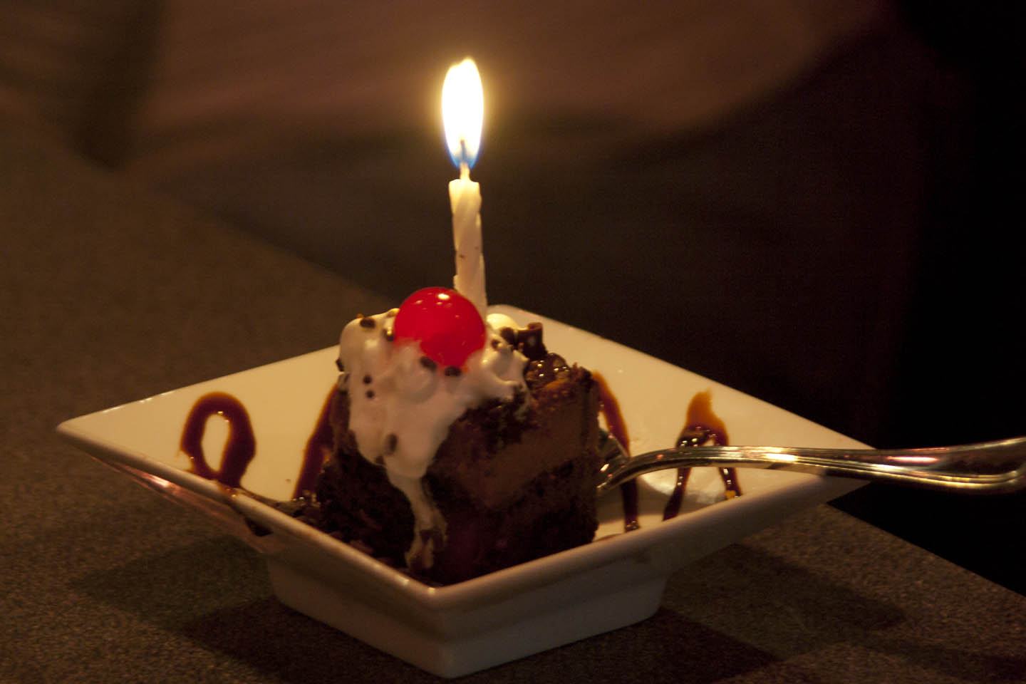 Image Of Birthday Cake With One Candle : Dr. Andy s Birthday Celebration Edition of the de Vere s ...