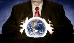 The Earth as Crystal Ball