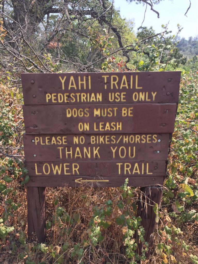 yahi-sign
