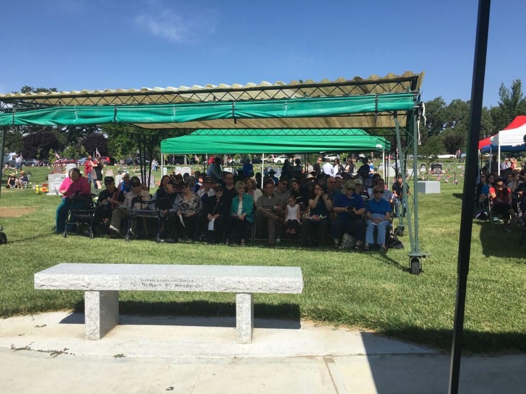 Memorial Day in Davis