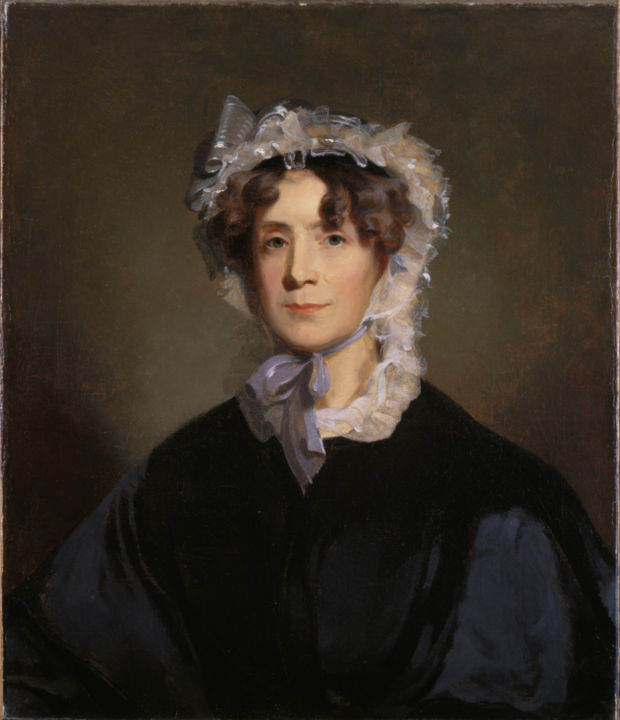Patsy Martha_Jefferson_Randolph_portrait
